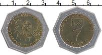 Продать Монеты Кабинда 7 рейс 2011 Биметалл