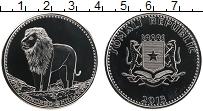 Изображение Монеты Сомали 100 шиллингов 2013 Медно-никель UNC- Лев