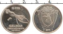 Изображение Монеты Адель 10 франков 2011 Медно-никель UNC-