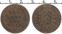 Продать Монеты Ханау-Мюнценберг 1 крейцер 1773 Медь
