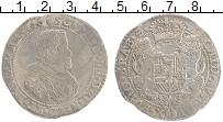 Продать Монеты Брабант 1 талер 1650 Серебро