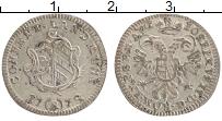 Продать Монеты Нюрнберг 2 1/2 крейцера 1778 Серебро