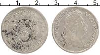 Продать Монеты Юлих-Берг 1/6 талера 1710 Серебро