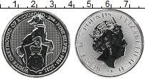 Продать Монеты Великобритания 5 фунтов 2021 Серебро