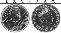 Продать Монеты Великобритания 2 фунта 2021 Серебро