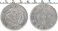 Продать Монеты Хубэй 1 доллар 1908 Серебро