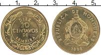 Продать Монеты Гондурас 10 сентаво 1995 Латунь