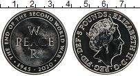 Продать Монеты Великобритания 5 фунтов 2020 Медно-никель