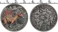 Продать Монеты Австрия 3 евро 2019 Медно-никель