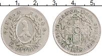 Продать Монеты Базель 5 батзен 1826 Серебро