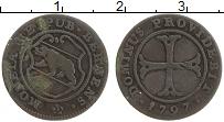 Продать Монеты Берн 1 батзен 1795 Серебро