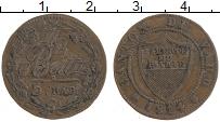 Продать Монеты Вауд 1/2 батзена 1814 Серебро