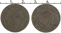 Продать Монеты Фрибург 1 батзен 1828 Серебро