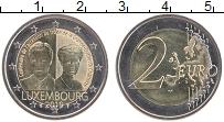 Продать Монеты Люксембург 2 евро 2019 Биметалл