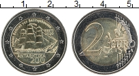 Продать Монеты Эстония 2 евро 2020 Биметалл