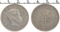 Продать Монеты Португальская Индия 1 рупия 1904 Серебро