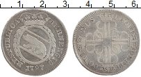 Продать Монеты Берн 10 крейцеров 1778 Серебро