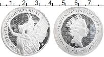 Продать Монеты Остров Святой Елены 1 фунт 2021 Серебро