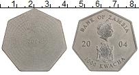 Продать Монеты Замбия 1000 квач 2003 Медно-никель
