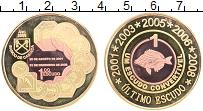 Продать Монеты Кабинда 1 эскудо 2008 Биметалл