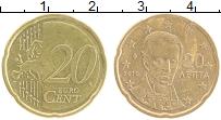 Продать Монеты Греция 20 евроцентов 2009 Латунь