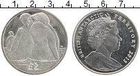 Продать Монеты Антарктика 2 фунта 2013 Медно-никель
