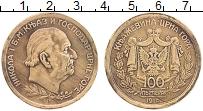 Продать Монеты Черногория 100 перпер 1910