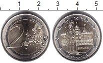 Изображение Монеты Европа Германия 2 евро 2010 Биметалл XF