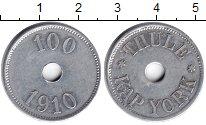 Изображение Монеты Гренландия 100 эре 1910 Алюминий XF