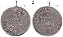 Изображение Монеты Польша Речь Посполита 1 грош 0 Серебро VF