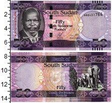 Изображение Банкноты Судан 50 фунтов 0  UNC