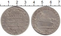 Изображение Монеты Германия Брауншвайг-Вольфенбюттель 2/3 талера 1789 Серебро VF