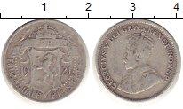 Изображение Монеты Кипр 4 1/2 пиастра 1921 Серебро VF Георг V.