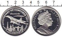 Изображение Монеты Великобритания Остров Мэн 1 крона 2009 Серебро XF