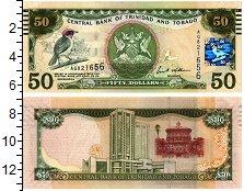 Изображение Банкноты Тринидад и Тобаго 50 долларов 2006  UNC