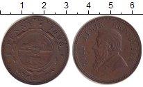 Изображение Монеты Африка ЮАР 1 пенни 1898 Медь XF