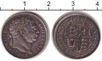 Изображение Монеты Европа Великобритания 6 пенсов 1817 Серебро XF-