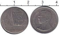Изображение Дешевые монеты Азия Таиланд 1 бат 1995 Медно-никель XF