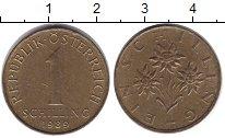 Изображение Дешевые монеты Европа Австрия 1 шиллинг 1989 Медь XF