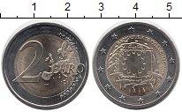 Изображение Мелочь Германия 2 евро 2015 Биметалл UNC-