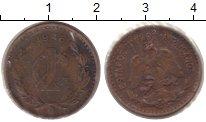 Изображение Монеты Северная Америка Мексика 1 сентаво 1946 Медь VF
