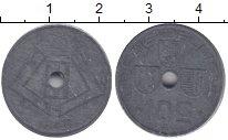 Изображение Монеты Бельгия 10 сентим 1946 Цинк VF Леопольд III