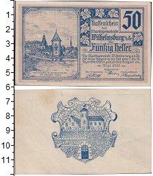 Изображение Банкноты Германия : Нотгельды 50 хеллеров 1920  XF Выпуск май 1920 г.