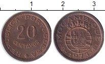 Изображение Монеты Мозамбик 20 сентаво 1973  XF