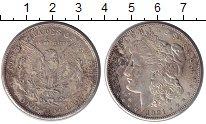 Изображение Монеты Северная Америка США 1 доллар 1921 Серебро XF