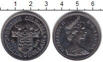 Изображение Монеты Северная Америка Канада 1 доллар 1971 Медно-никель XF