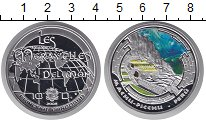 Изображение Монеты Европа Андорра 10 динерс 2009 Серебро Proof
