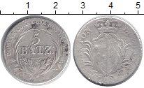 Изображение Монеты Люцерн 5 батзен 1815 Серебро VF-