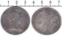 Изображение Монеты Габсбург 1/2 талера 1789 Серебро VF