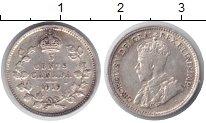 Изображение Монеты Канада 5 центов 1919 Серебро